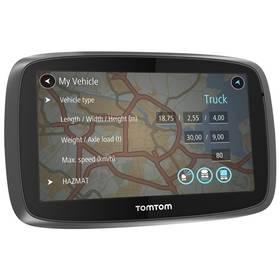 Tomtom Trucker 6000 LIFETIME (1FL6.002.08) černá (rozbalené zboží 2900004930)