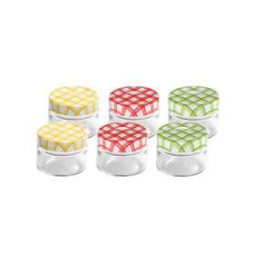 Zavařovací sklenice Tescoma Della Casa 125 ml, 6ks