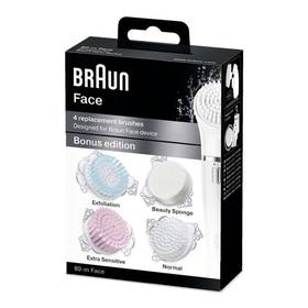 Braun Face 80M bílé