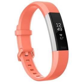 Fitbit Alta HR small - Coral (FB408SCRS-EU) + Doprava zdarma