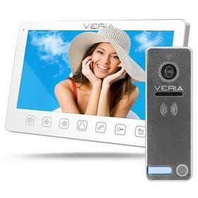 VERIA set videotelefonu VERIA 7070B + VERIA 230 (S-7070B-230) biely