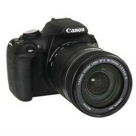Canon EOS 1200D + EF-S 18-135mm f/3.5-5.6 IS + 8 GB SD karta + batoh EG300 (9127B112) černý