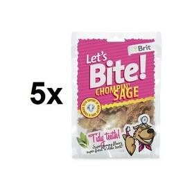 Brit Lets Bite Chompin' Sage 5 x 150 g