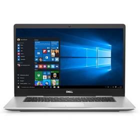 Dell Inspiron 15 7000 (7570) (N-7570-N2-511S) stříbrný + Doprava zdarma