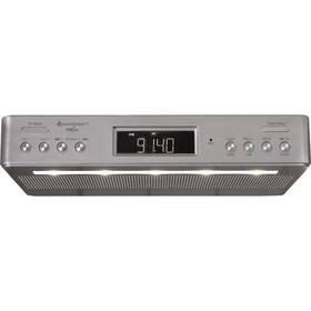 Soundmaster UR2045SI strieborný