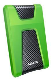 A-Data HD650X 2TB pro Xbox (AHD650X-2TU3-CGN) zelený + Doprava zdarma