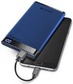 CellularLine FreePower Manta 6000mAh (FREEPMANTA6000B) modrá