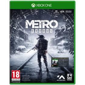 Deep Silver Xbox One Metro Exodus (4020628765538)