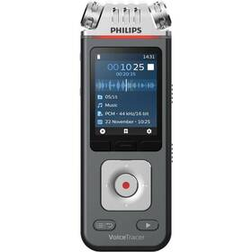 Philips DVT6110 černý/stříbrný