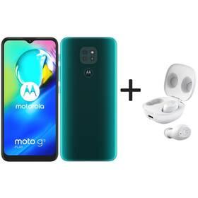 Motorola Moto G9 Play - Forest green + Moto Buds (PAKK0028RO)