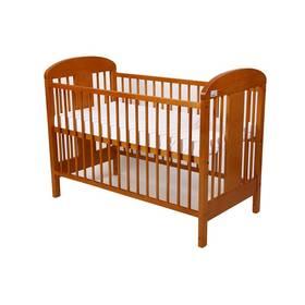 For Baby Miluška pevné boky olše Matrace do postýlky For Baby 120x60 cm - bílá (zdarma)