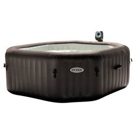 "Intex Pure SPA 79"" Jet & Bubble Massage Octagon, 128454GN + Doprava zdarma"
