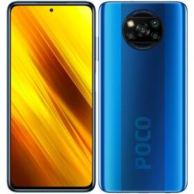 Poco X3 64 GB (29596) modrý