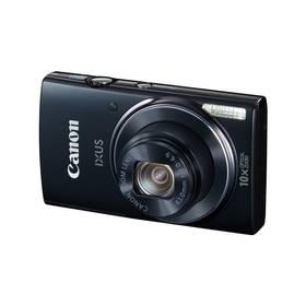 Canon IXUS 157 IS + pouzdro a pam. karta zdarma (9542B002) černý + Doprava zdarma