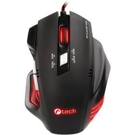 C-Tech Akantha (GM-01R) černá/červená