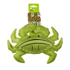 Huhubamboo Animal krab zelený 20 cm