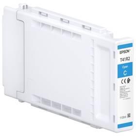 Epson UltraChrome XD2 T41R240, 110 ml (C13T41R240) modrá