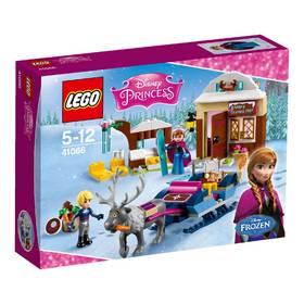 Fotografie LEGO Disney Princess 41066 Dobrodružství na saních s Annou a Kristoffem