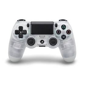 Gamepad Sony Dual Shock 4 pro PS4  - crystal (PS719801351)
