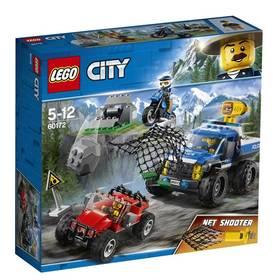 LEGO® CITY® 60172 Honička v průsmyku