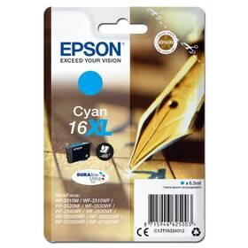 Epson 16XL, 450 stran (C13T16324012) modrá
