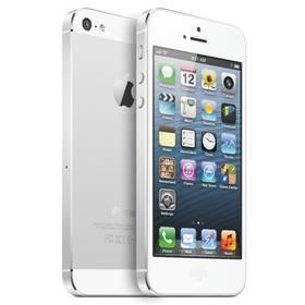 Mobilní telefon Apple iPhone 5 16GB (MD298CS/A) bílý
