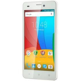 Prestigio Wize P3 Dual SIM (PSP3508DUOWHITE) bílý Software F-Secure SAFE 6 měsíců pro 3 zařízení (zdarma)