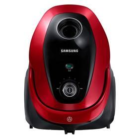 Samsung VC07M25E0WR/GE červený