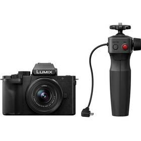 Panasonic Lumix DC-G100 + 12-32 a stativ černý