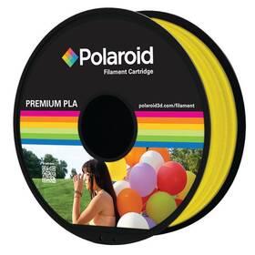 Tlačová struna (filament) Polaroid Universal Premium PLA 1kg 1.75mm (3D-FL-PL-8016-00) žltá