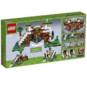 LEGO® MINECRAFT 21134 Základna ve vodopádu