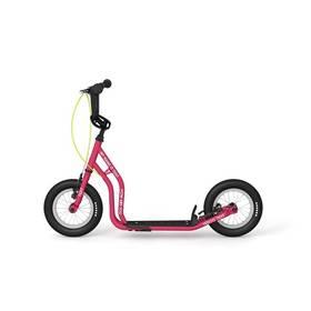 Yedoo New Tidit New růžová + Reflexní sada 2 SportTeam (pásek, přívěsek, samolepky) - zelené v hodnotě 58 Kč + Doprava zdarma