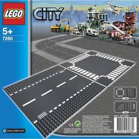 Stavebnica Lego® City 7280 Rovná silnice a křižovatka