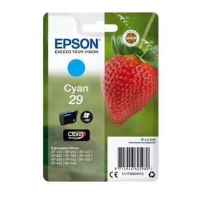 Epson T2982, 3.2 ml - azurová (C13T29824010)
