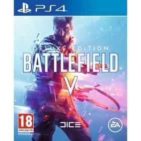 EA PlayStation 4 Battlefield V Deluxe Edition (EAP404083)