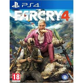 Ubisoft PlayStation 4 Far Cry 4 (USP4020200)