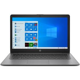HP 14-ds0605nc černý + Microsoft 365 pro jednotlivce (244K8EA#BCM)