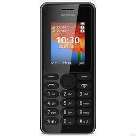 Mobilný telefón Nokia 108 Dual Sim (A00015062) čierny