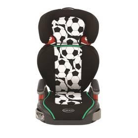 GRACO JUNIOR MAXI 2016, 15-36 kg Football černá barva/bílá barva