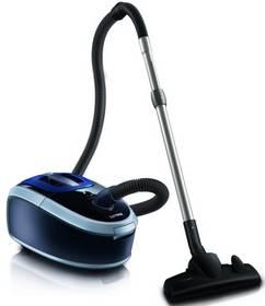 Vysavač podlahový Philips EasyClean FC 8915/01 modrý