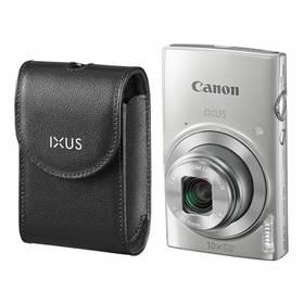 Canon IXUS 190 + orig.pouzdro (1797C010) stříbrný + Doprava zdarma