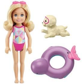 Mattel magický delfín Chelsea