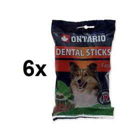 Ontario Dental Stick Fresh 6 x 200g
