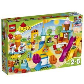 LEGO® DUPLO TOWN 10840 Velká pouť + Doprava zdarma