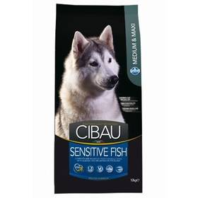 Cibau Dog Adult Sensitive Fish&Rice 12 kg + Doprava zdarma
