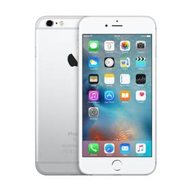 Apple iPhone 6s Plus 16GB - Silver (MKU22CN/A) šedý