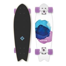 """Street Surfing Cruiser 30"""" Jelly Fish + Reflexní sada 2 SportTeam (pásek, přívěsek, samolepky) - zelené v hodnotě 58 Kč + Doprava zdarma"""