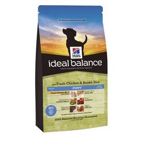 Hill's Ideal Balance Puppy with Fresh Chicken & Brown Rice 2 kg