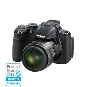 Digitální fotoaparát Nikon Coolpix P520 (VNA250E1) stříbrný