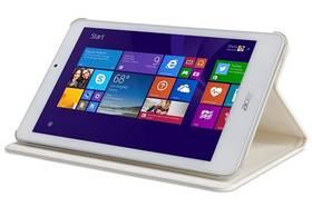 """Acer Portfolio case pro Iconia Tab 8"""" (W1-810) (NP.BAG1A.132) bílé"""